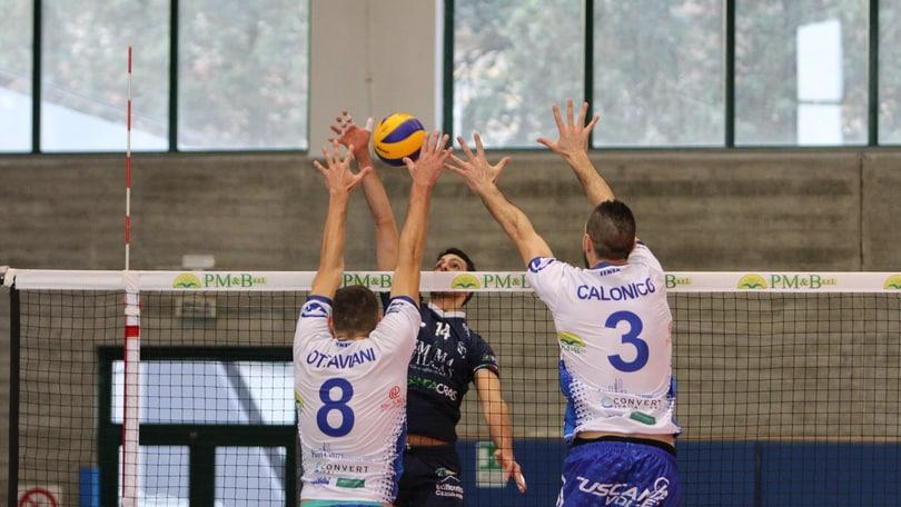 Volley: Play Off A2, il colpo lo firma Reggio Emilia