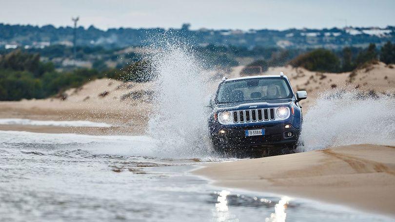 Jeep Renegade, arriva la 105 cv per le aziende