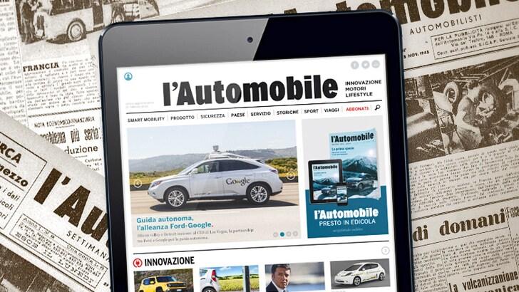ACI - L'AUTOMOBILE: il magazine della nuova mobilità italiana