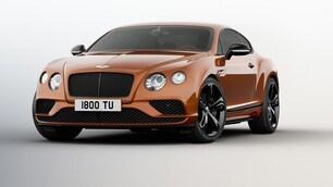 Bentley Continental GT Speed Black Edition: foto