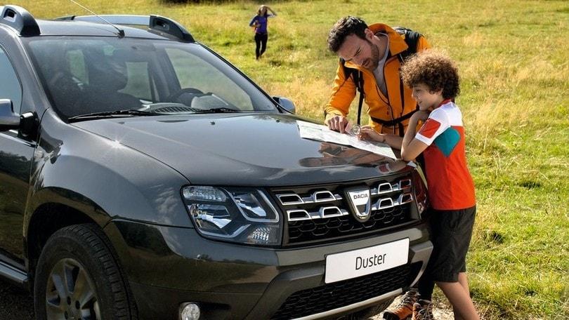 Serie speciali Dacia Family, la famiglia si allarga