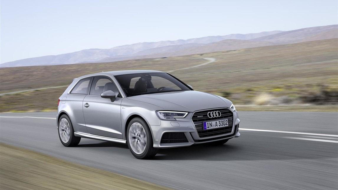 Nuova Audi A3, arriva il restyling