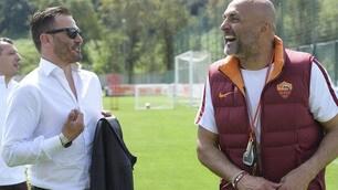 Fabio Cannavaro, visita a Trigoria per studiare Spalletti e la Roma