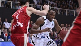Basket Eurocup, Trento beffa atroce!