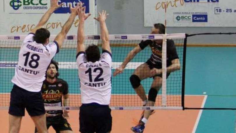 Volley: A2 Maschile, passano Vibo, Sora, Reggio Emilia e Tuscania