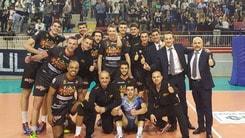 Vibo Valentia, Sora, Reggio Emilia e Tuscania in semifinale