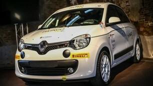 Renault Twingo R1, la citycar da rally