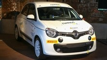 Renault Twingo R1, quella per i rally