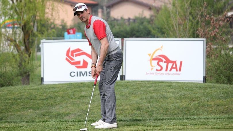Golf, Zani al comando del Campionato Nazionale Open