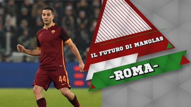 Roma, tutti vogliono Manolas ma sarà blindato