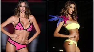 Melissa Satta, prova costume superata: è hot in passerella