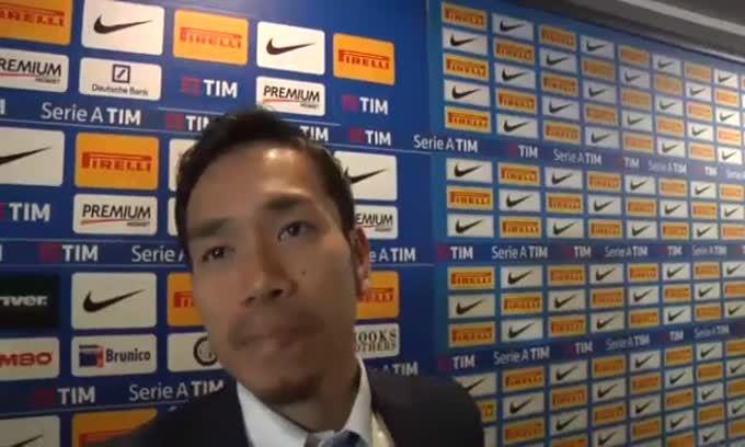 Inter, rinnova Nagatomo. Coi nerazzurri fino al 2019