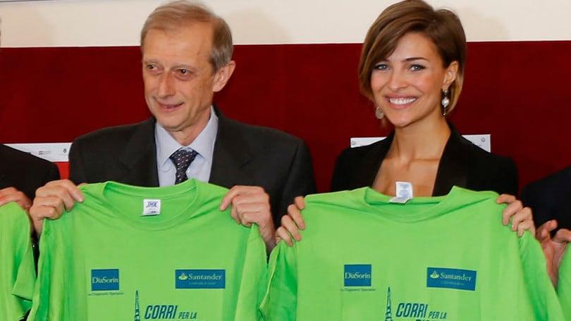 Chiabotto e Fassino, la coppia che corre per la Ricerca sul Cancro