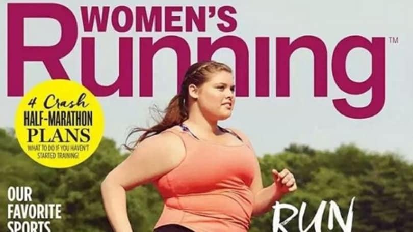 Erica Schenk: la modella curvy con la passione per il running
