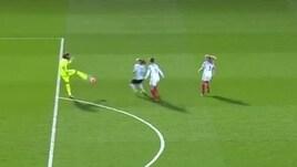 Errore clamoroso di Karen Bardsley e il Belgio fa gol