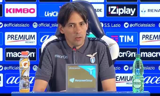 """Inzaghi: """"Voglio essere il futuro della Lazio"""""""