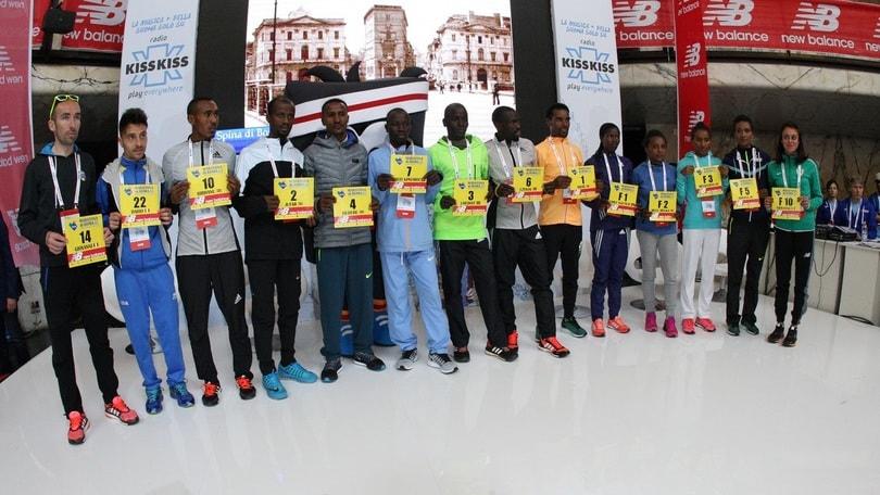 L'etiope Degefa cerca un bis mai riuscito alla Maratona di Roma