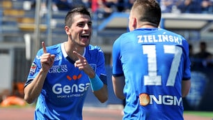 Empoli-Fiorentina 2-0, viola ko nel derby