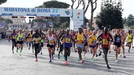 Domani al via la Maratona di Roma 2017: 16.000 i partecipanti