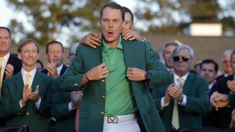 Golf, Dany Willet vince l'Augusta Master