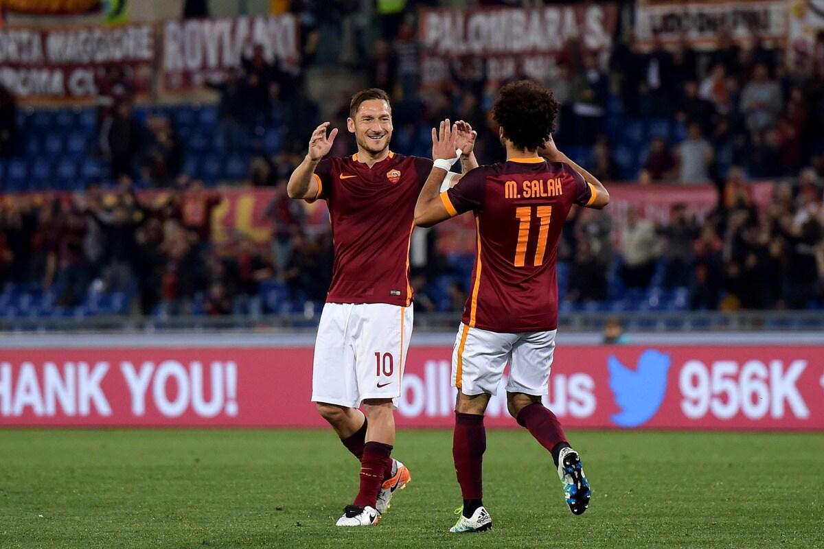 Pagelle Roma: Salah e Totti i migliori