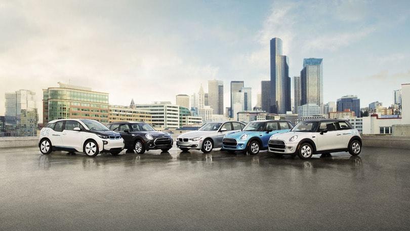 Nuove forme di car sharing, BMW lancia ReachNow