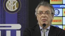 Moratti: «Inter, che bravi Verdi e Chiesa»