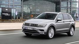 Volkswagen Tiguan: foto e prezzi