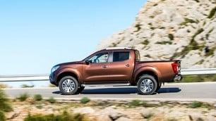 Nuova Nissan Navara, foto e prezzi del pick-up