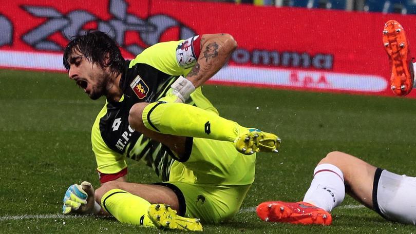 Serie A Genoa, scatta il ritiro: convocato anche Perin