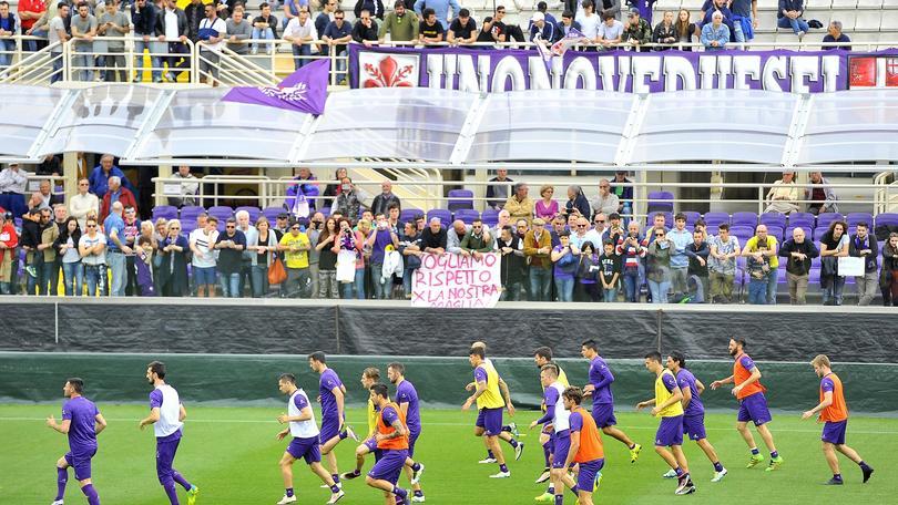 Serie A Fiorentina, caos tifosi: daspo per 18 ultras