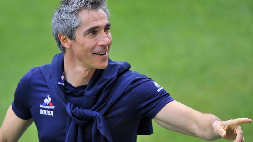 Serie A Fiorentina, Sousa: «Sarà difficile col Sassuolo»