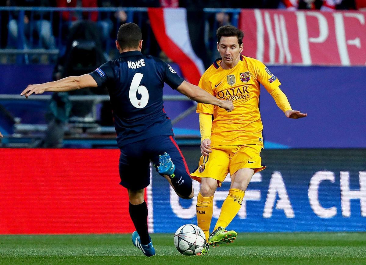 Champions League, Atletico Madrid-Barcellona 2-0: doppietta di Griezmann