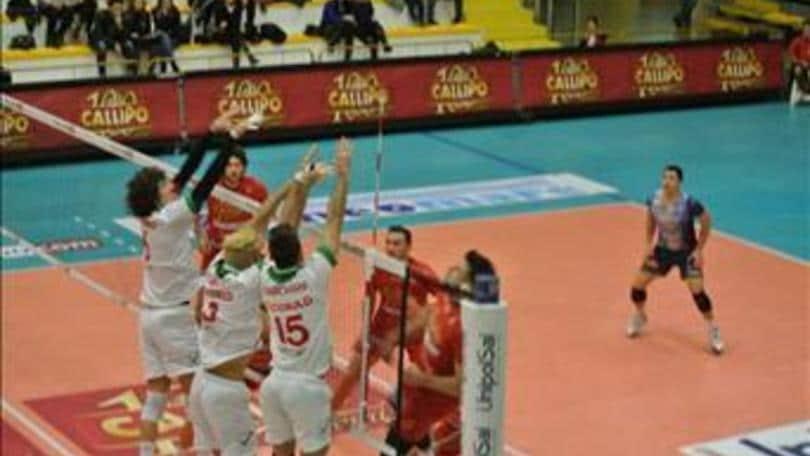 Volley: A2 Maschile, Gara 1 di semifinale vincono Vibo e Sora