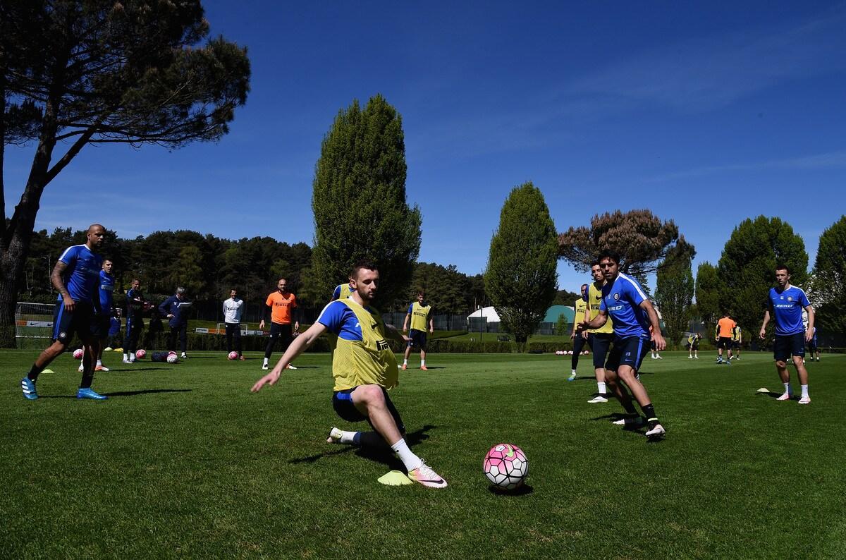 Inter, nerazzurri a lavoro: la speranza della Champions c'è