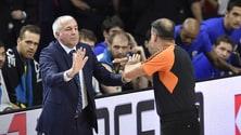 Basket Eurolega, il Fenerbahce distrugge il Real