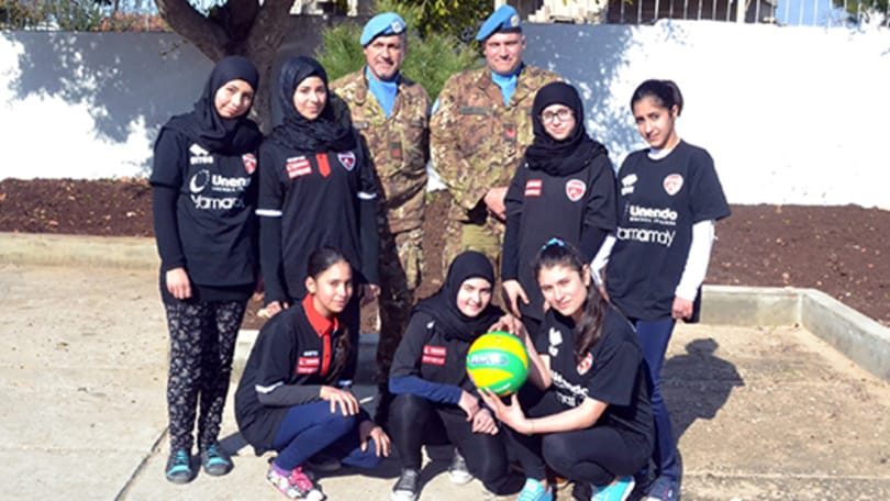 Volley: A1 Femminile, UYBA solidale per i bambini del Libano