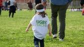 Rugby nei parchi, a Roma si gioca con Mauro Bergamasco