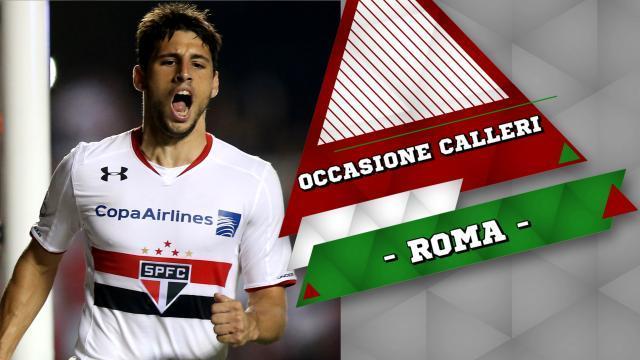 Roma, offerto Jonathan Calleri