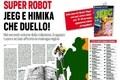 Super Robot in edicola, Jeeg e Himika: che duello!