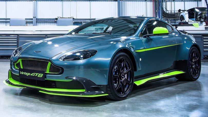 Aston Martin Vantage GT8, da Le Mans alla strada