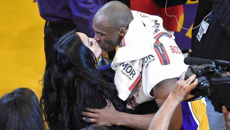 Kobe Bryant, il ricordo della moglie Vanessa: