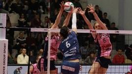 Volley: A1 Femminile, Pomì si inchina a Bergamo ed è fuori dai Play Off
