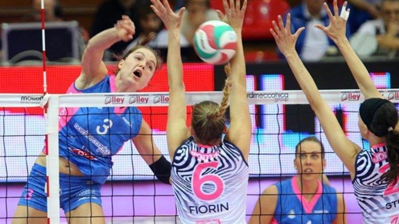 Volley: A1 Femminile,  Piacenza si guadagna la bella