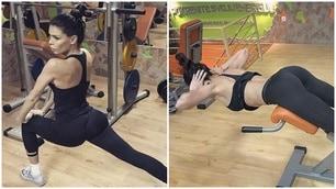 Jovana Djordjevic, il fitness si fa sexy