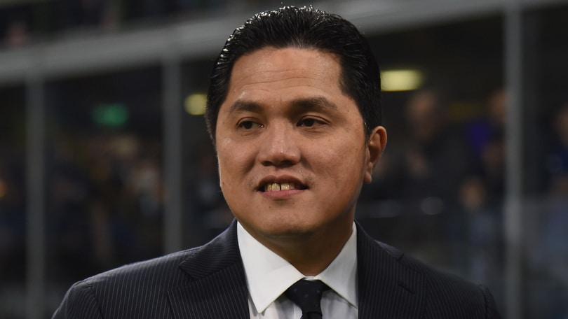 Inter, Thohir ad Appiano dalla squadra