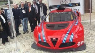 Alfa Romeo 4C da 600 cv by Picchio Racing