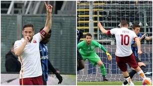 Roma, il ritorno di Totti: il capitano raggiunge quota 301 gol in carriera
