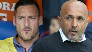 Totti-Spalletti, nemici per la pelle: è tregua armata tra i due