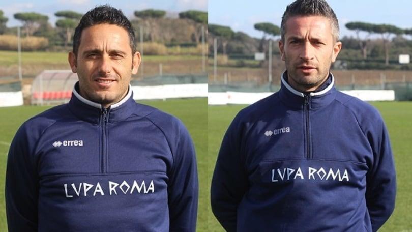 Lega Pro Lupa Roma, la panchina a Di Michele e Quinzi